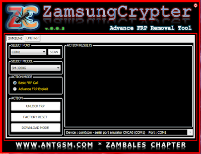 Samsung Crypter Advanced Frp Remove Tool | Remove samsung frp lock | 2020 latest