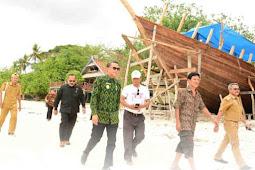 Nurdin Abdullah Harap Objek Wisata di Sulsel Hadirkan Fasilitas Toilet Bintang 5