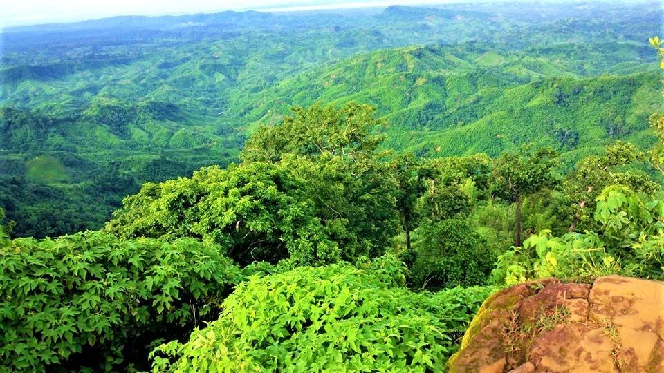 Amazing view of Sajek Valley