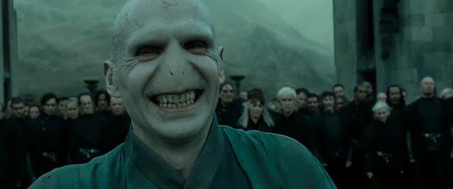 Bruxo do Mês de Abril: Lord Voldemort | Ordem da Fênix Brasileira