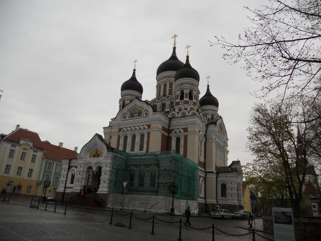 Russian Orthodox Church in Tallinn