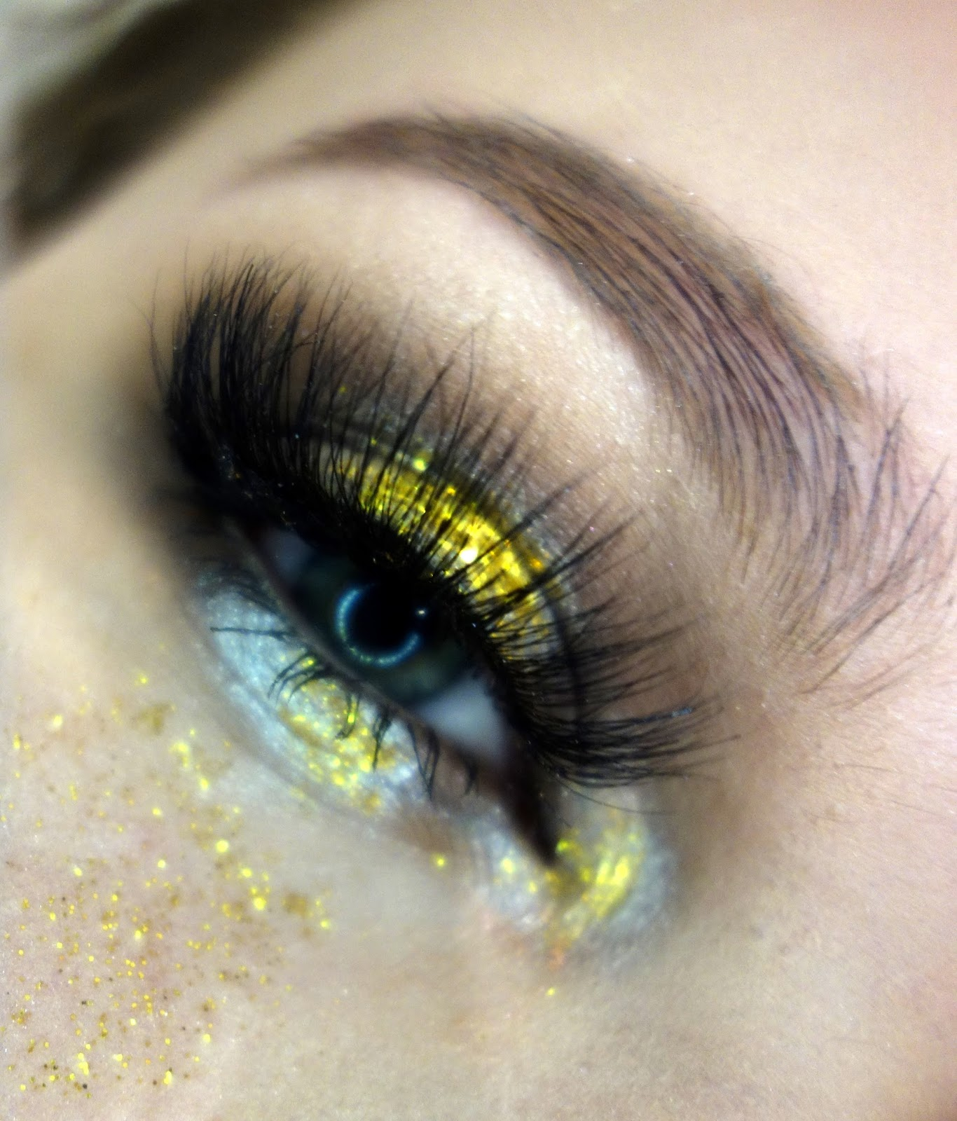 Makijaż oczu na Sylwestra   Moje 5 propozycji