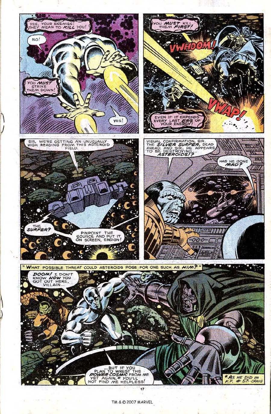 Read online Silver Surfer (1987) comic -  Issue #32 - 19