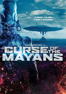 Curse of the Mayans (2017) English HDRip x264 450MB