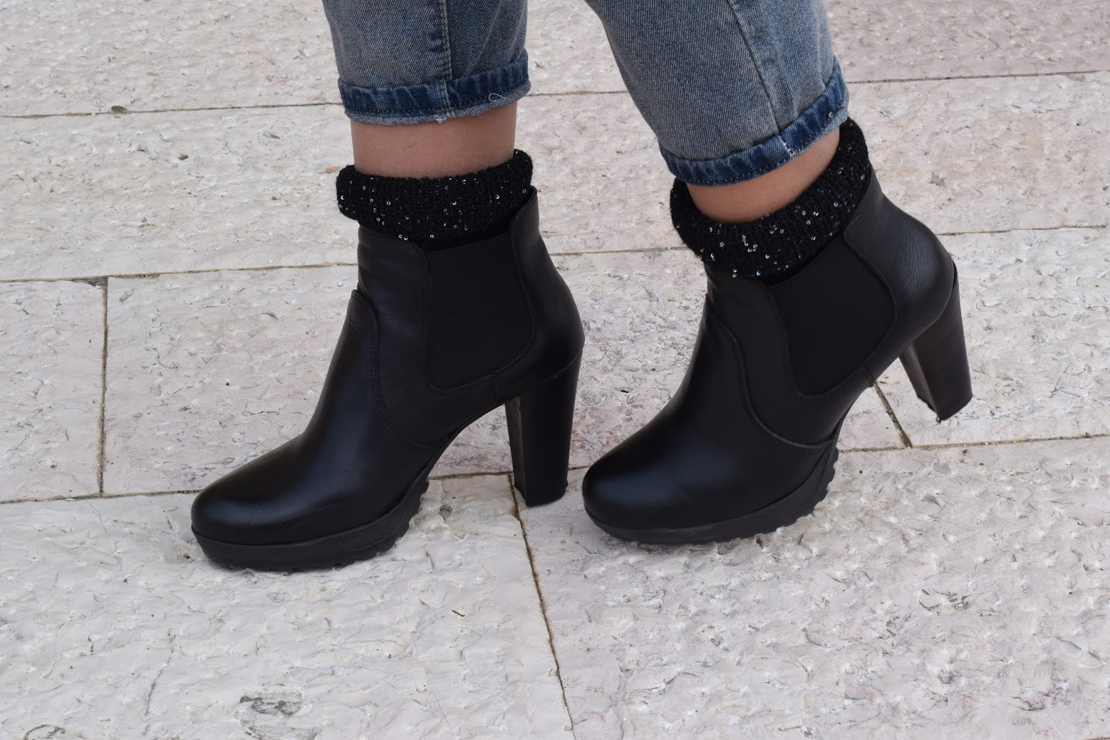 Scarpe calzini