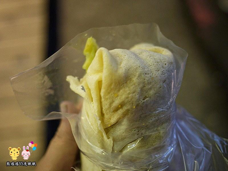 P1210771 - 東海夜市商圈│路邊攤賣的甜蜜潤餅(綜合口味