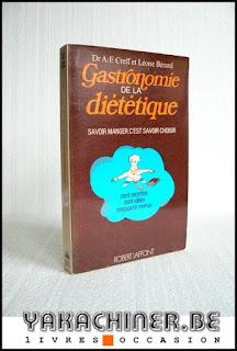 Gastronomie de la diététique, savoir manger