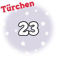 Häkel-Adventskalender #23