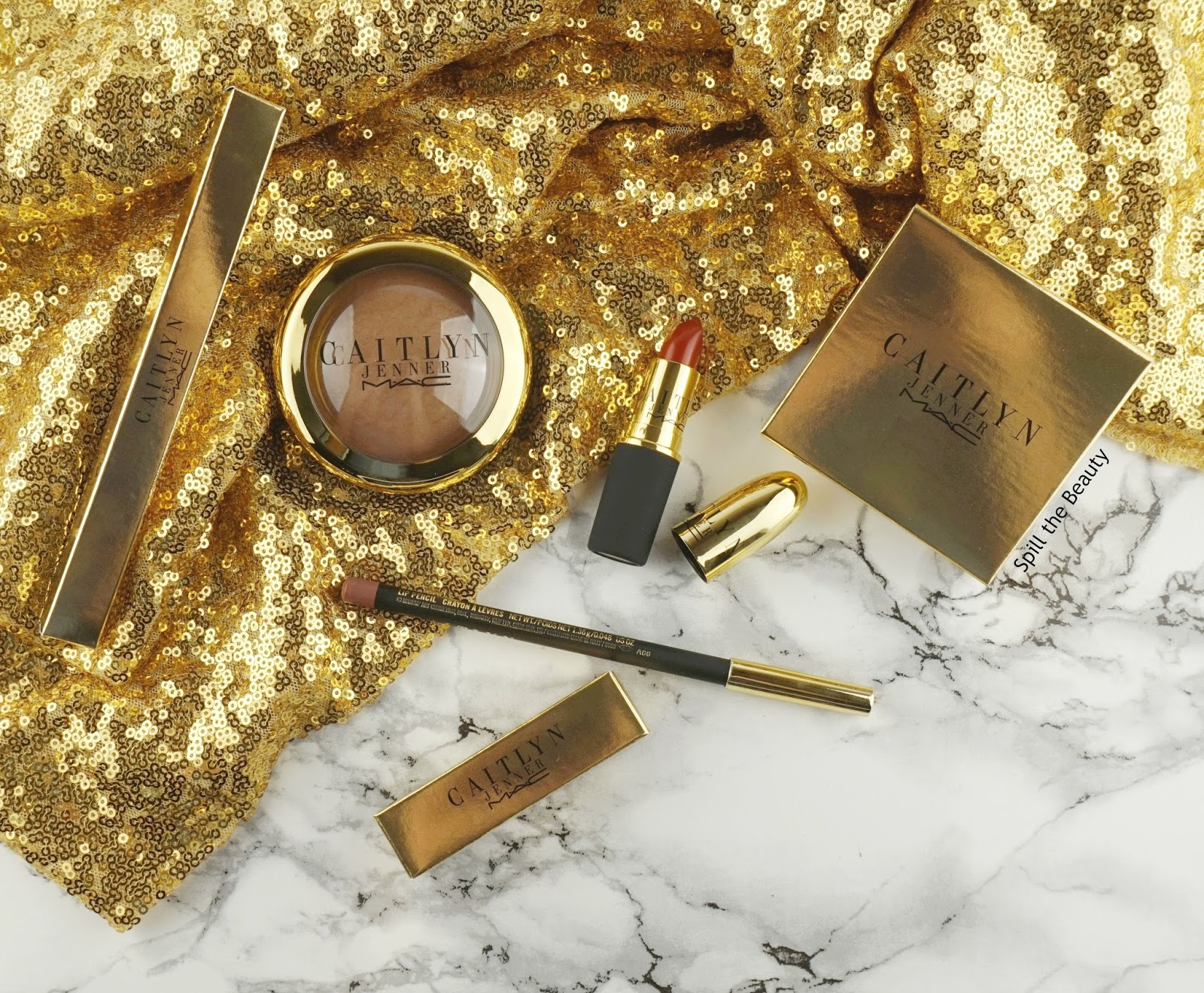 MAC Caitlyn Jenner – Review, Swatches, Looks