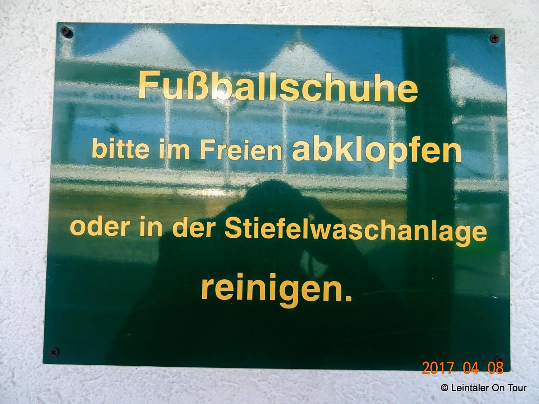 Leintäler_on_Tour: Groundspotting: Abenstein Arena (TSV 1909
