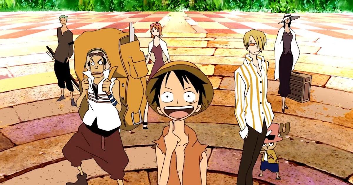 Semua Tentang One Piece: Download One Piece The Movie 6 - Baron Omatsuri And The Secret Island ...