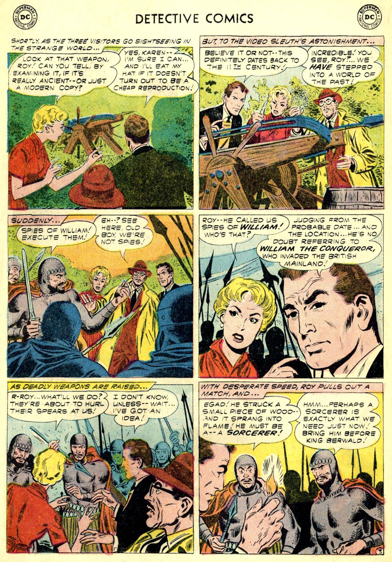 Read online Detective Comics (1937) comic -  Issue #270 - 20