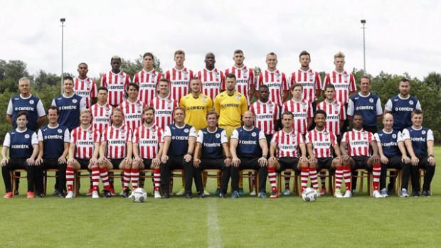 Hollanda Ligi Şampiyonları Sparta Rotterdam - Kurgu Gücü