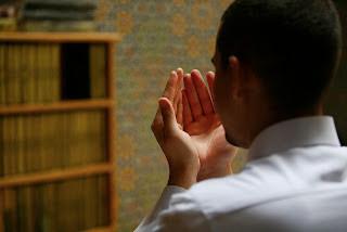 Hukum Berdoa dalam Sholat Wajib