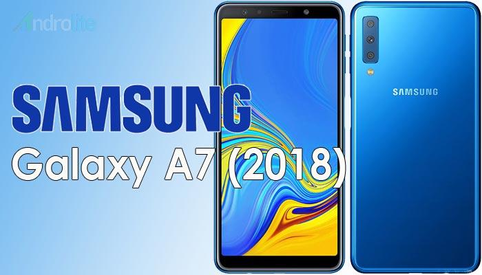Resmi Rilis, Ini Harga Samsung Galaxy A7 (2018) & Spesifikasinya