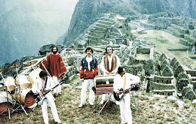 Alturas del Machu Picchu Los Jaivas, Machu Picchu
