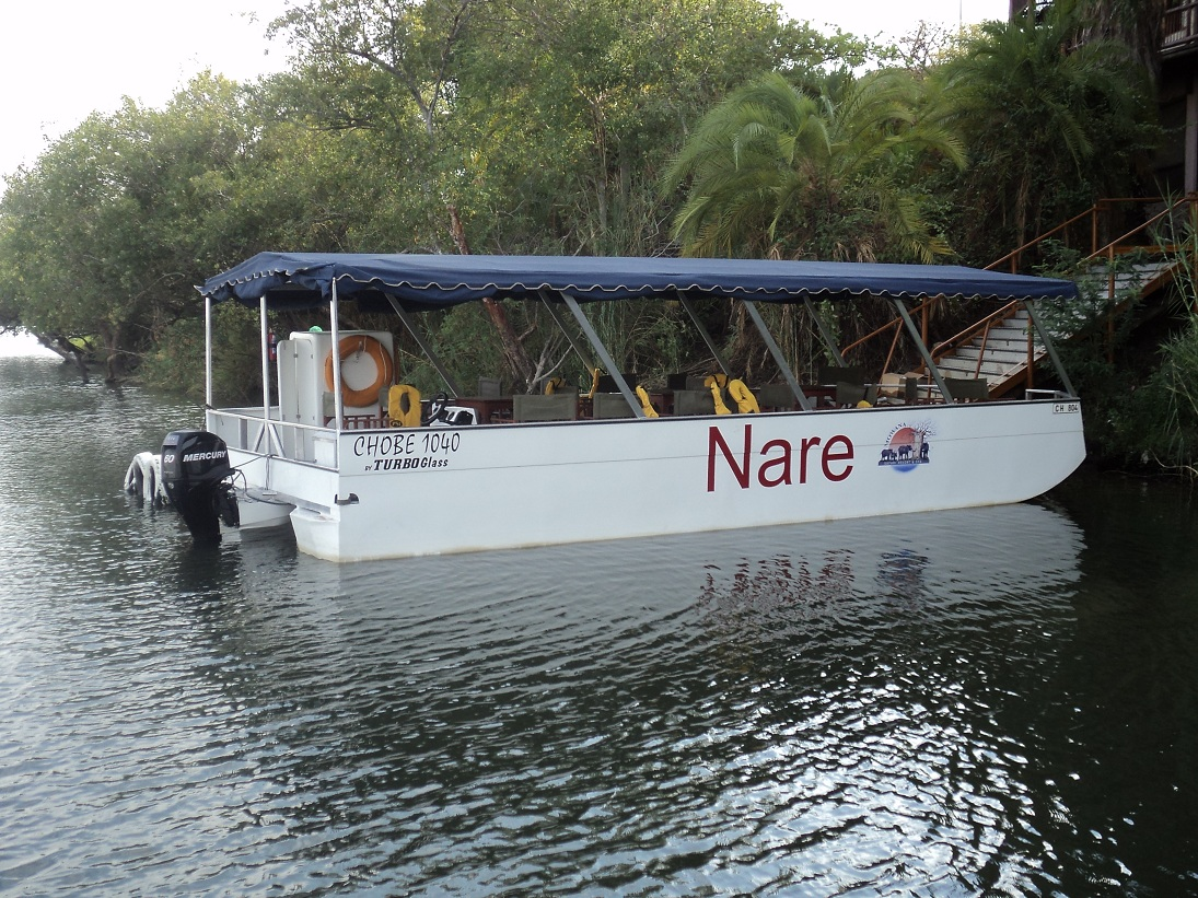 Turbo Glass: Commercial Rafts and Cruise Boats