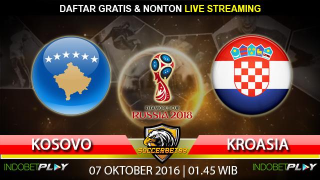 Prediksi Kosovo vs Kroasia 07 Oktober 2016 (Piala Dunia 2018)