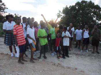 Enfants Anguilla