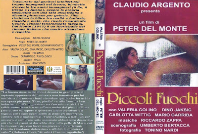 Маленький огонь / Piccoli fuochi / Little Flames. 1985.
