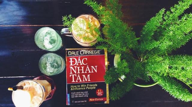 """Review cuốn sách """"ĐẮC NHÂN TÂM"""" by Lê Ngọc Phượng"""