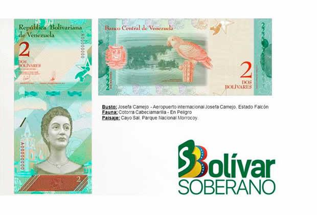 """Precios deberán expresarse en """"BsS"""" (bolívares soberanos) a partir del 1 de mayo"""