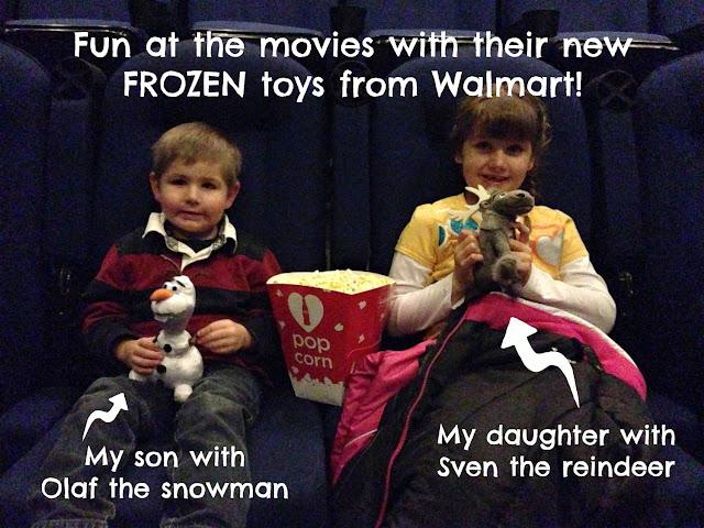 FROZEN movie and toys #FrozenFun #shop #cbias
