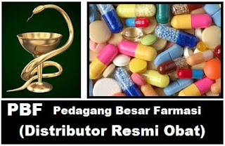 database alamat supplier obat farmasi / PBF area Jabar