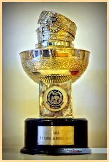 Gambar Piala Sumbangsih 2017 Malaysia