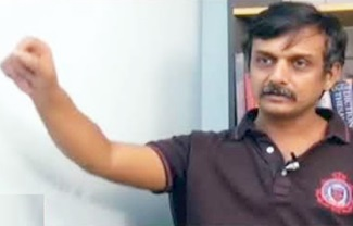 Thirumurugan Gandhi Angry speech when the spokes person of VHP mentioned Ramasamy Naayakar