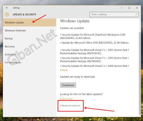 Cara Menghapus Windows Update Otomatis di Windows 10