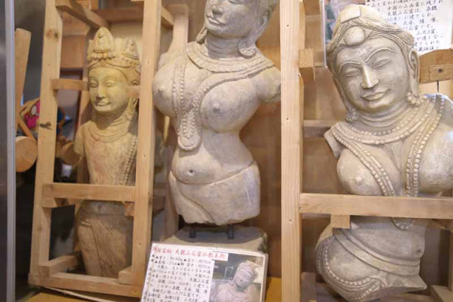 bust, statues, women