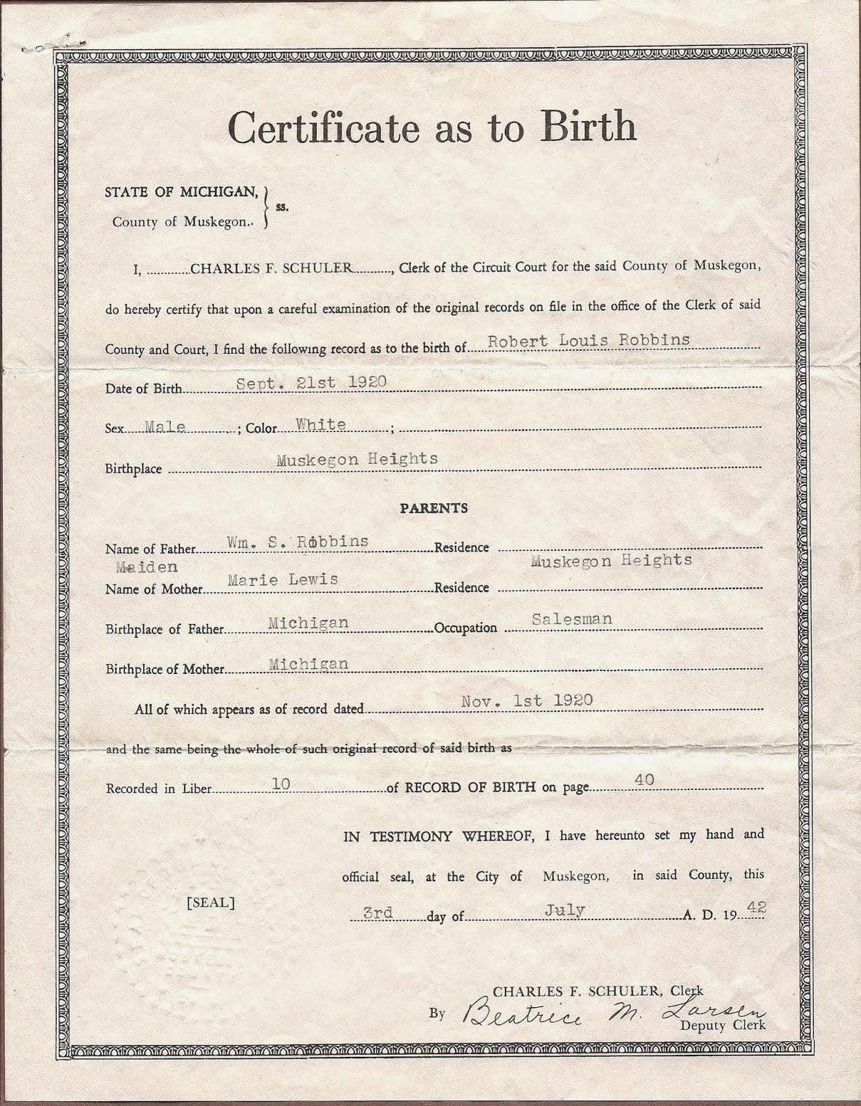 Ancestories The Stories Of My Ancestors Signature Sunday Robert