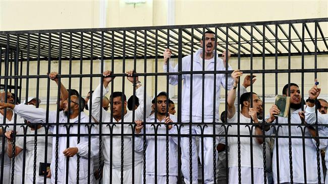 Egyptian President Abdel Fattah el-Sisi allows 'systematic torture' in jails: Human Rights Watch