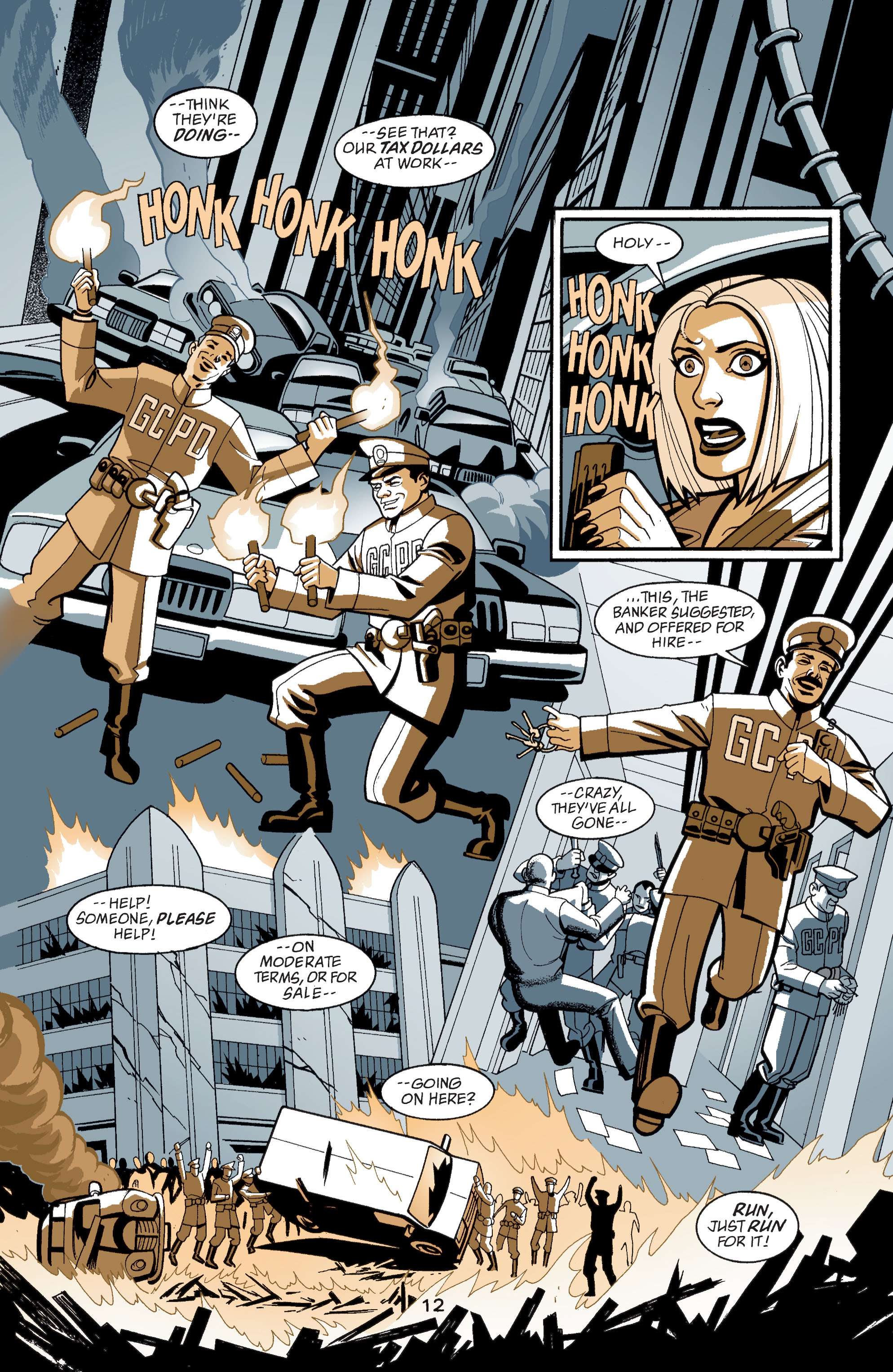 Detective Comics (1937) 760 Page 12