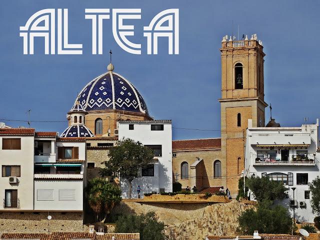 Altea – miasto w Hiszpanii, we wspólnocie autonomicznej Walencja