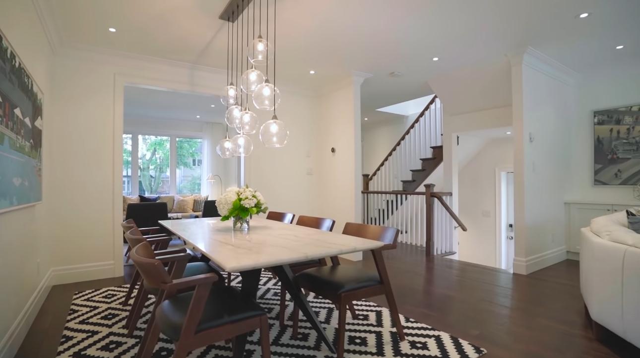 11 Photos vs. 40 Sunnylea Avenue West,Toronto, ON - Luxury Home & Interior Design Video Tour