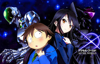 Download Accel World Batch Subtitle Indonesia