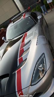 Dodge Viper ACR front angle
