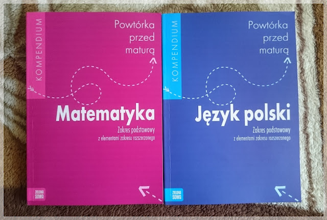 [Recenzja] Powtórka przed maturą Język polski oraz matematyka