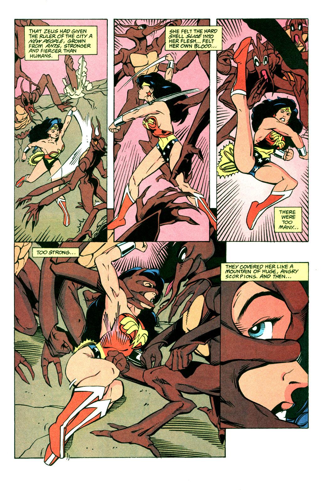Read online Wonder Woman (1987) comic -  Issue #77 - 4