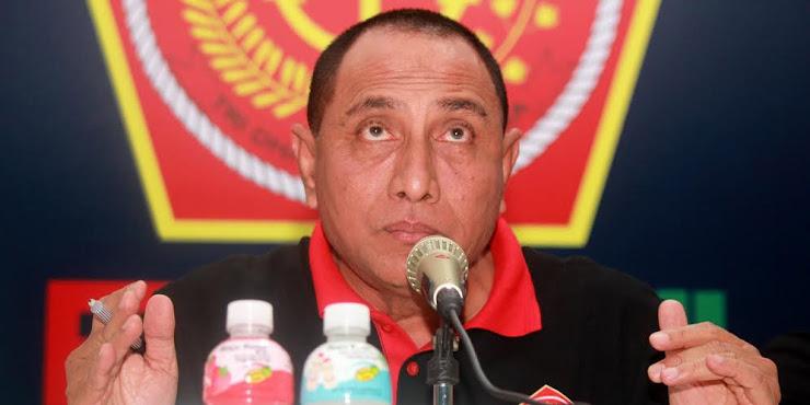 Ketum PSSI: Indonesia Akan Cetak Banyak Gol Saat Melawan Timor Leste