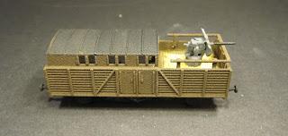 1/144 Geschützwagen