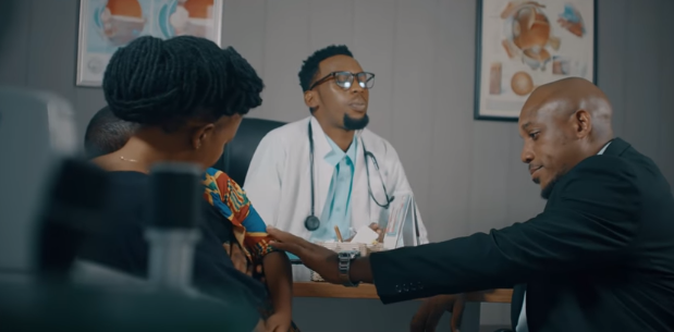 Video   Madam Flora ft Goodluck Gozbert -- Mwenye majibu