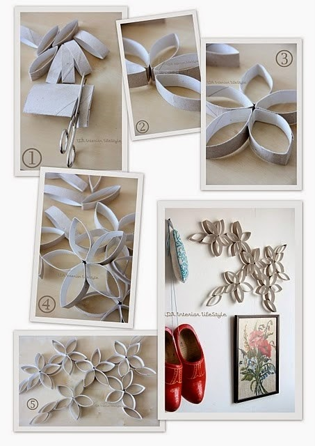 Kerajinan Tangan Dari Kertas, Aneka Kreasi Kertas 3