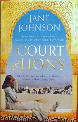 Jane Johnson Court of Lions