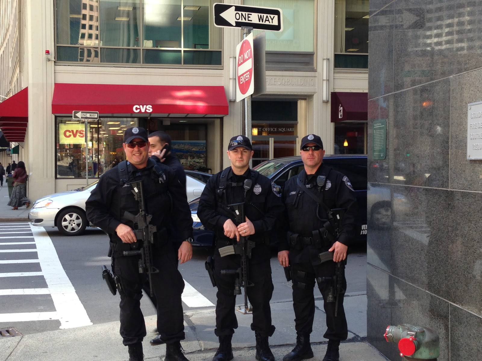MPD Tactical Officers in Boston - Methuen Police News