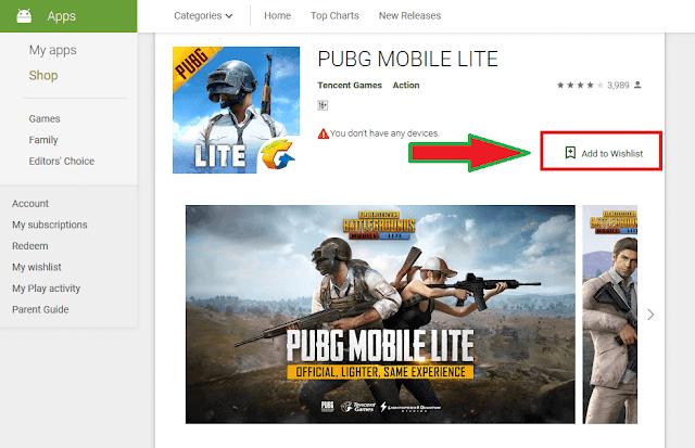 تحميل pubg mobile lite للاندرويد