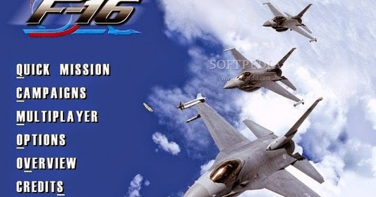 download f 16 multirole fighter full version free