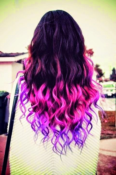 Really Amazing ombre